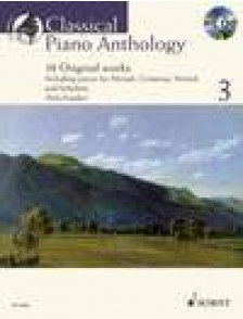 CLASSICAL PIANO ANTHOLOGY VOL 3 PIANO