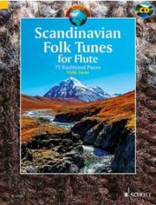 SCANDINAVIAN FOLK TUNES FLUTE