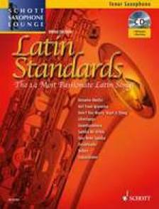JUCHEM D. LATIN STANDARDS SAXO SIB