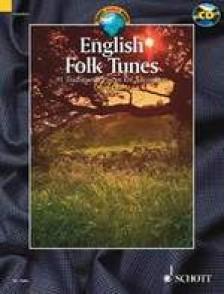 ENGLISH FOLK TUNES ACCORDEON