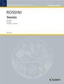 ROSSINI G. SONATA HARPE