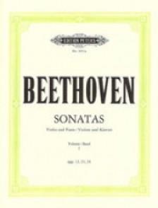 BEETHOVEN L. SONATES VOL 1 VIOLON