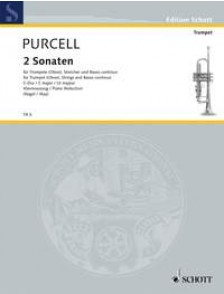 PURCELL H. SONATAS TROMPETTE
