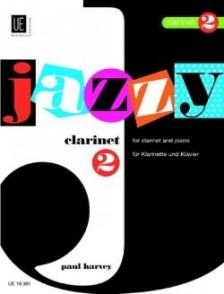 HARVEY P./SANDS J. JAZZY CLARINET 2