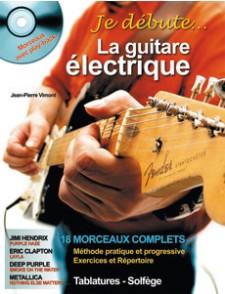 VIMONT J.P. JE DEBUTE LA GUITARE ELECTRIQUE