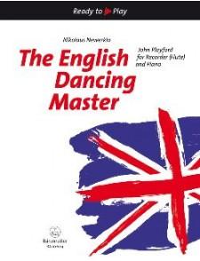 NEWERKLA N. THE ENGLISH DANCING MASTER 2 FLUTES