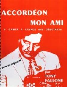 FALLONE T. ACCORDEON MON AMI VOL 1