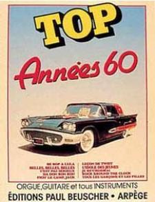 TOP DES ANNEES 60