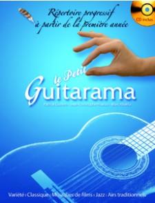 GUILLEM P./HOARAU J.C../KHALIFA M. LE PETIT GUITARAMA GUITARE