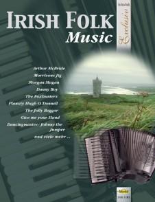 IRISH FOLK MUSIC ACCORDEON