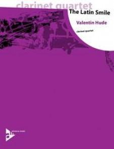 HUDE V. THE LATIN SMILE QUATUOR CLARINETTES