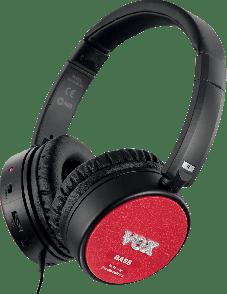 CASQUE VOX AMPHONE BASSE ROUGE AMPH-BS