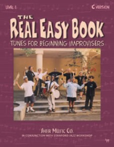REAL EASY BOOK (THE) VOL 1 BASS CLEF