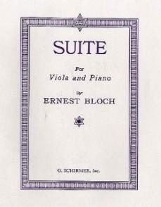 BLOCH E. SUITE ALTO