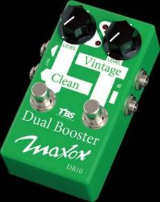 MAXON DB-10 DUAL BOOSTER
