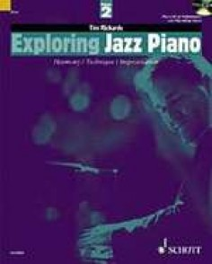 RICHARDS T. EXPLORING JAZZ PIANO VOL 2