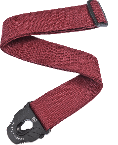SANGLE PLANET WAVES SPL201 ROUGE