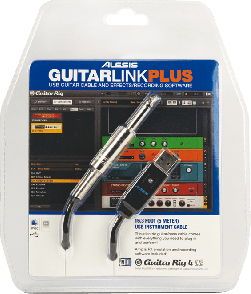ALESIS GUITARLINK PLUS