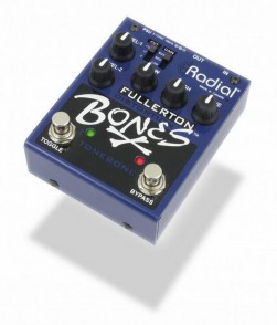 BONES DUAL FULLERTON DISTORTION
