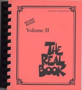 REAL BOOK (THE) VOL 2 SECOND EDITION POCKET