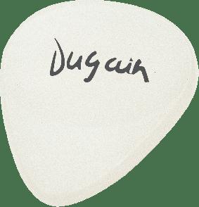 MEDIATOR DUGAIN DELRIN CLASSIQUE