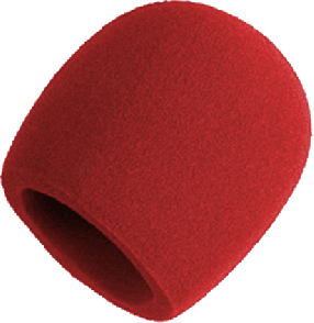 BONNETTE SHURE A58WS-RED