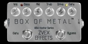 ZVEX BOX OF METAL USA VEXTER