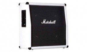 BAFFLE MARSHALL 1960AW PAN COUPE WHITE 300 WATTS