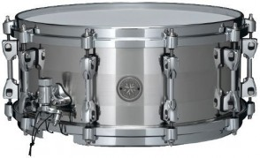 "CAISSE CLAIRE TAMA PSS146 STARPHONIC WARLORD SPARTAN  14"" x 6"" METAL"