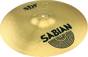 SABIAN SBR CRASH 16
