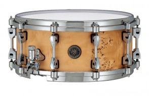 """CAISSE CLAIRE TAMA PMM146-STM STARPHONIC ERABLE 14"""" x 6"""" SATIN MAPPA BURL"""