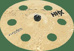 SABIAN HHX CRASH 18 EVOLUTION O-ZONE