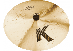 ZILDJIAN K CUSTOM CRASH 18 DARK