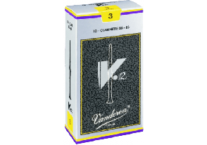 ANCHES CLARINETTE SIB V12 VANDOREN FORCE 2.5