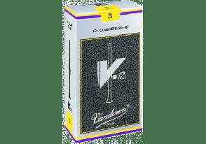ANCHES CLARINETTE SIB V12 VANDOREN FORCE 3