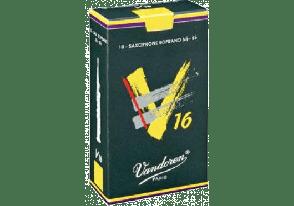 ANCHES SAXOPHONE SOPRANO VANDOREN V16 FORCE 3