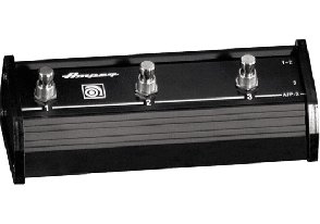 FOOTSWITCH AMPEG AFP3