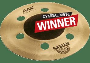 SABIAN AAX SPLASH 8 AIR - 20805XAB