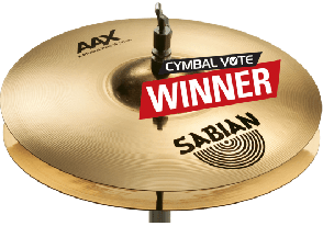 SABIAN AAX HI-HAT 14 X-PLOSION - 2140287XB