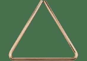 SABIAN TRIANGLE B8 4 POUCES