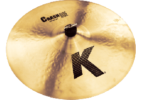 ZILDJIAN K CRASH RIDE 18 - K0808