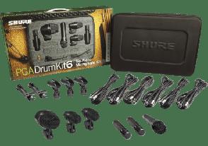 SHURE PGADRUMKIT6