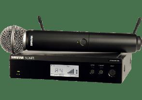 SHURE BLX24RE-SM58-M17