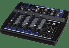 WHARFEDALE CONNECT802-USB-BK