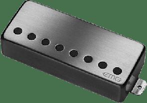 MICRO GUITARE EMG 57-8H-B-MC ALNICO