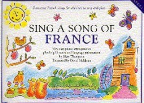 SING A SONG OF FRANCE PIANO