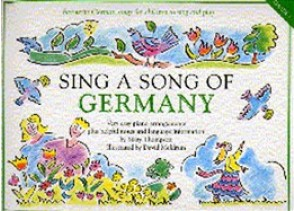 SING A SONG OF GERMANY PIANO