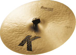 ZILDJIAN K' CRASH 15 DARK THIN