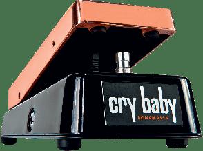 DUNLOP JOE BONAMASSA CRY BABY