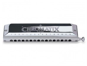HARMONICA SUZUKI CHROMATIX SCX64 16 TROUS DO